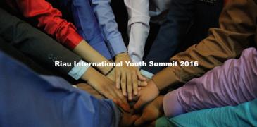 Riau International Youth Summit 2016