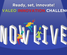 Calling all Innovators: Valeo Innovation Challenge 2017 –  €100,000 Prize for Winners