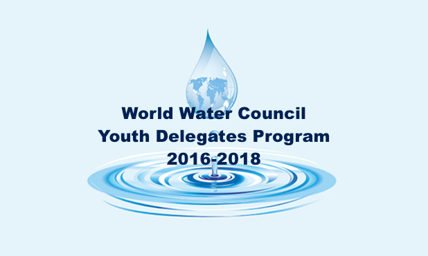 World Water Council Youth Delegates Program for 2016-2018 (Win a trip to the 8th World Water Forum in Brazil)