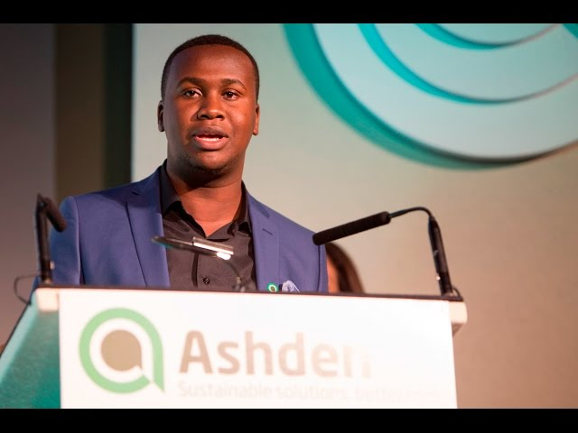 Apply for an Ashden International Award 2017