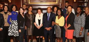 Sheila C. Johnson Leadership Fellowship 2017