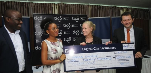 Tigo Digital Changemakers Competition 2016 (Prize of GHS 70,000)