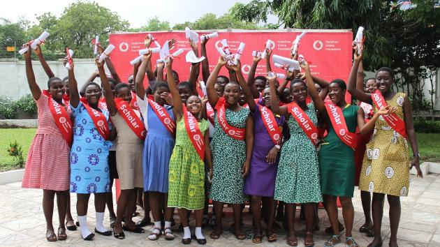 Vodafone Ghana Foundation Scholarship 2016/17 (Promoting the Study and Teaching of STEM)