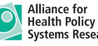 Alliance for Health Policy & Systems Research Essay Competition 2017