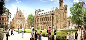 Adelaide International Undergraduate Scholarships 2017