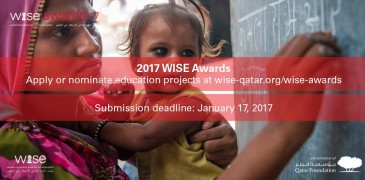 World Innovation Summit for Education - WISE Awards 2017