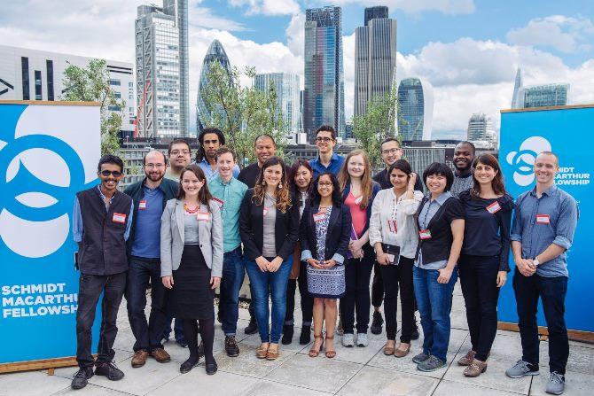 Apply to the Schmidt MacArthur Fellowship 2017