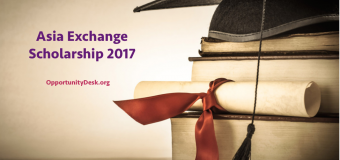 Asia Exchange Scholarship 2017
