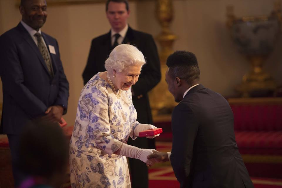 Winners of the Queen's Young Leaders Award of 2017 Announced!