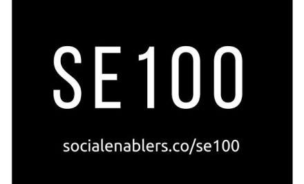 SE 100 Inspiring Social Innovators Programme 2017