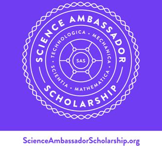 The Science Ambassador Scholarship 2017 For Women in STEM (Full-Scholarship)