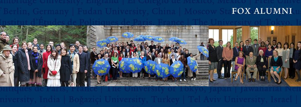 Apply to the Yale Fox International Fellowship 2017 in USA