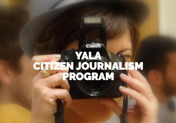 YaLa Academy Citizen Journalism Program 2017