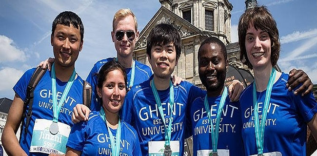 Ghent University Doctoral Scholarships 2017 in Belgium