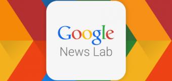 Google News Lab Fellowship 2017 (Stipend + Travel Budget)
