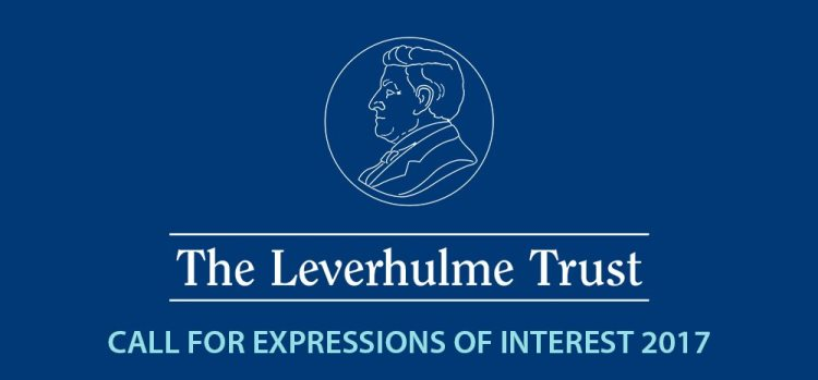 Leverhulme Trust's Early Career Fellowships 2017