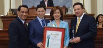 Maria Contreras-Sweet Award for Global Impact 2017