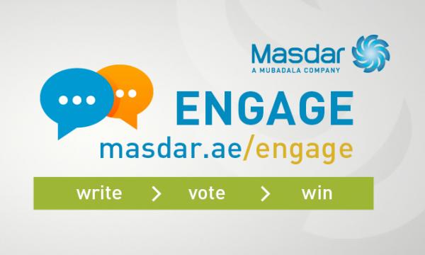 Masdar Engage Global Social Media Competition 2017 – Win a trip to Abu Dhabi