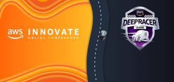 AWS Innovate DeepRacer Challenge 2019 (Win up to$1,250AWS Creditsand atriptore:Invent in Las Vegas)