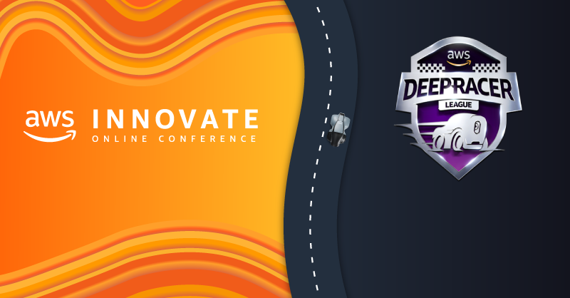AWS Innovate DeepRacer Challenge 2019 (Win up to $1,250 AWS Credits and a trip to re:Invent in Las Vegas)