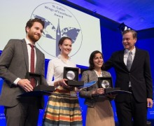 St. Gallen Wings of Excellence Award (Win All-Expense Paid Trip to Switzerland + Cash Prize)