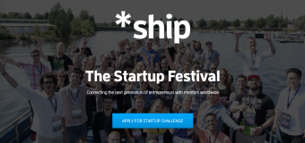 Global Startup Challenge 2017 – Win a trip to *Ship – The Startup Festival in Kotka, Finland
