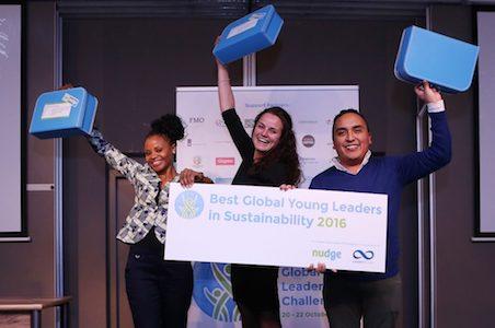 Nudge Global Impact Challenge 2017- Netherlands