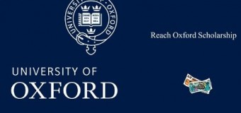 Reach Oxford Undergraduate Scholarship 2017- Oxford University