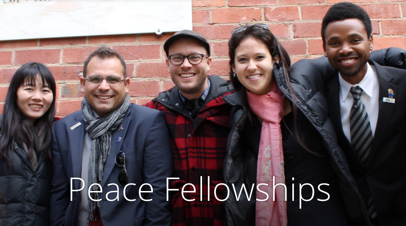 Rotary Peace Fellowships 2018-19 for Masters & Professional