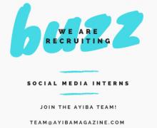 Social Media Internship With Ayiba!