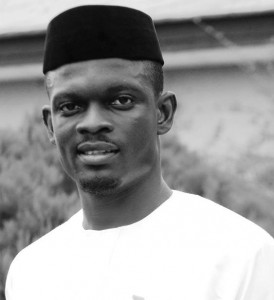 Timothy Undiandeye