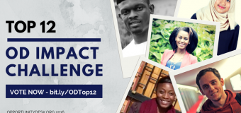 Announcing the Top 12 Finalists for OD Impact Challenge 2016