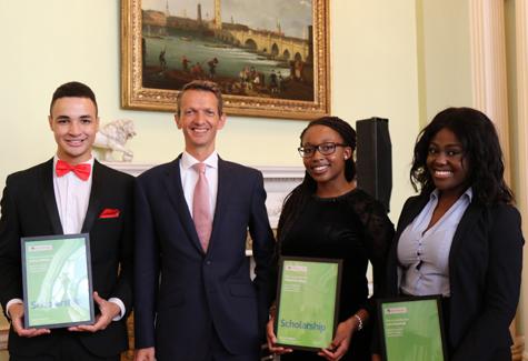 Bank of England African/African-Caribbean Scholarship Programme 2016-2019