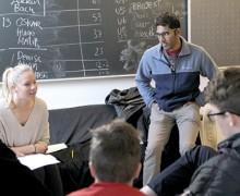 Danish Summer Language Scholarships 2017