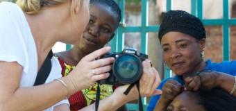 IWMF's Howard G. Buffett Fund for Women Journalists 2017