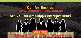 The Mavericks Real Estate Internship & Competition 2017 for Nigerians