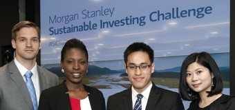 Kellogg-Morgan Stanley Sustainable Investing Challenge 2017