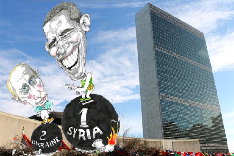 United Nations/Ranan Lurie Political Cartoon Awards 2017