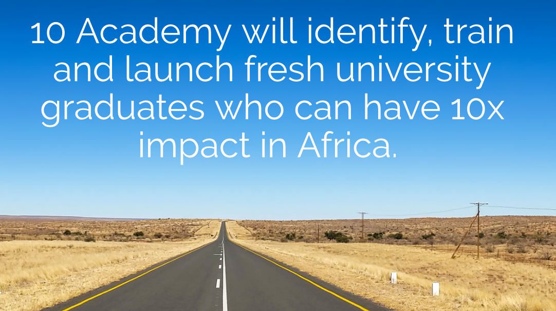 10 Academy Summer Programme 2017 for Recent Graduates in Africa