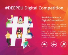 #DEEPEU Digital Competition 2017 for Young Europeans