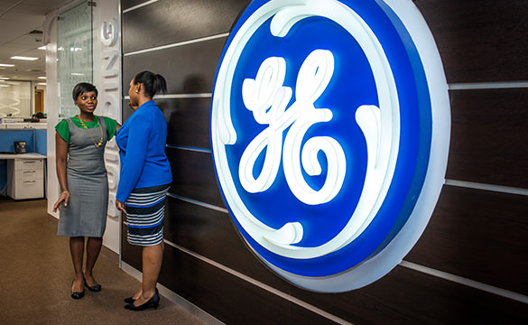 GE Africa's Early Career Development Program 2017