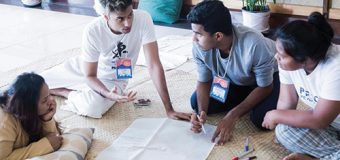 Peace Revolution Pacific Youth Peace Training in Fiji 2017