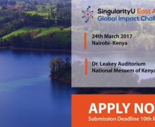 SingularityU East Africa Global Impact Challenge 2017