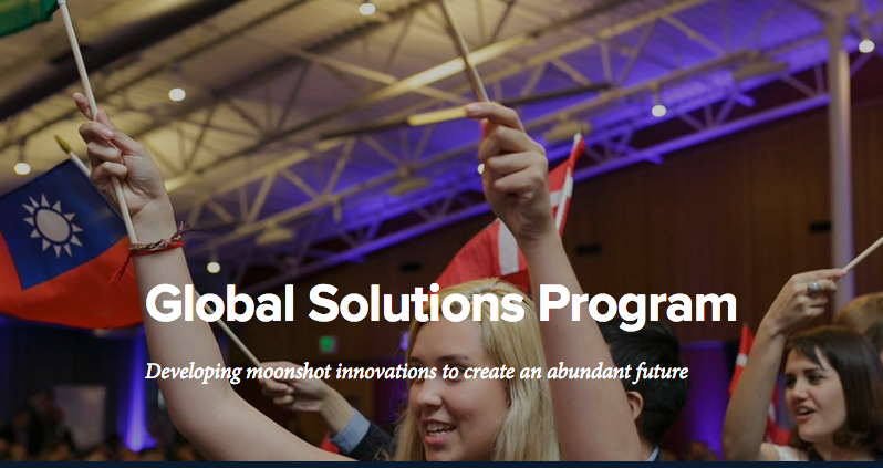 Singularity University's 2017 Global Solutions Program in Silicon Valley