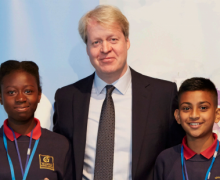 The Diana Award 2017 for Young Role Models Across the World