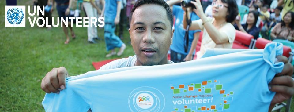 UNV Myanmar Youth Volunteering Innovation Challenge 2017