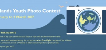 World Wetlands Day Youth Photo Contest 2017