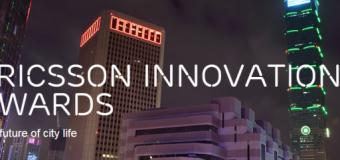 Ericsson Innovation Awards 2017 (up to EUR 36,000 cash prize)