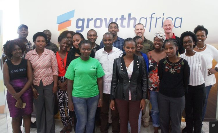 GrowthAfrica Acceleration Programme in Kenya and Uganda 2017