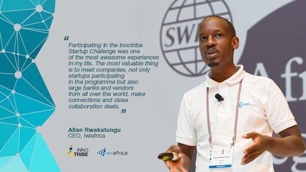 Apply to the Innotribe Startup Challenge Africa 2017 (Winners receive 10,000 EUR cash prize)